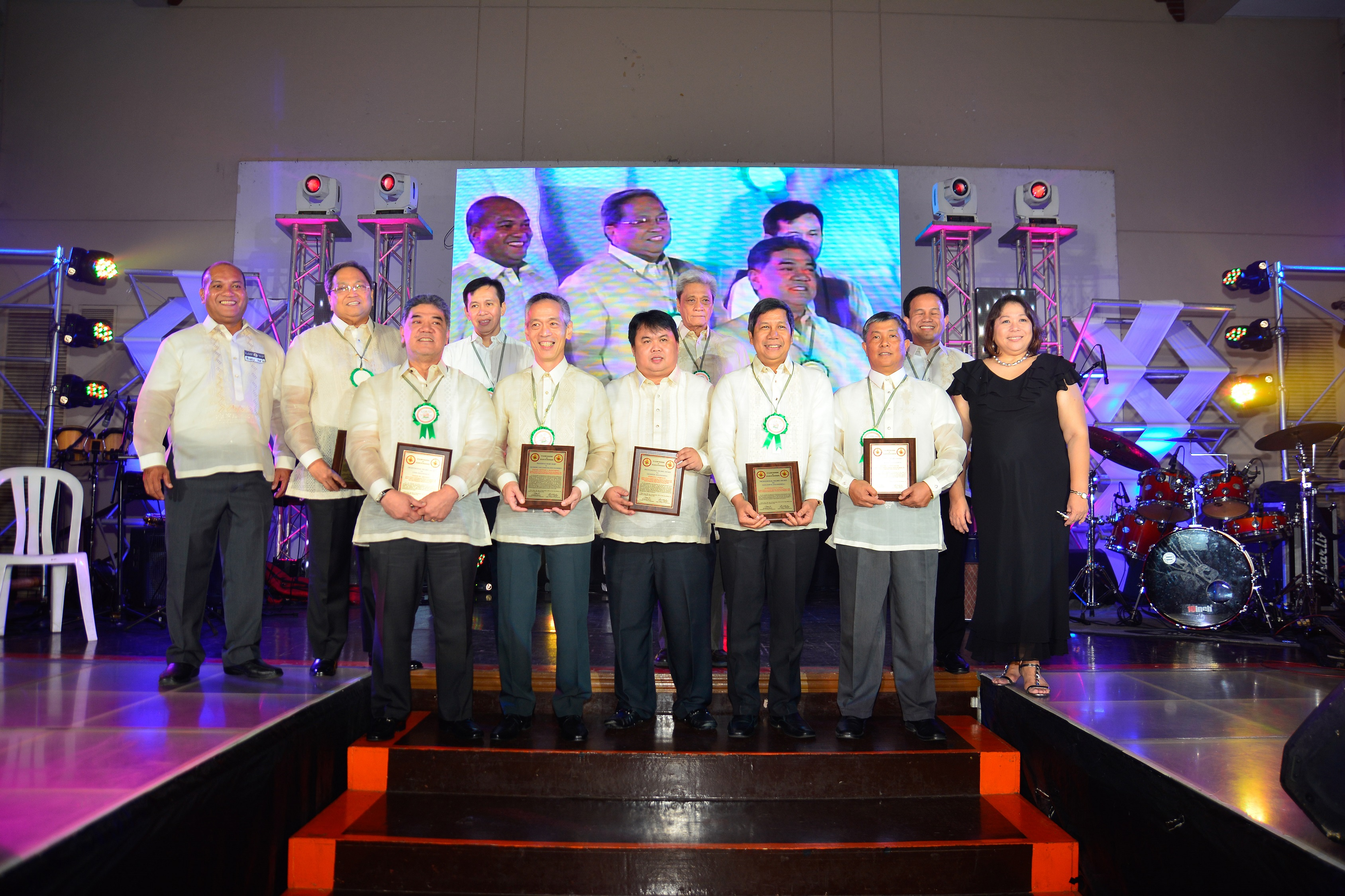 four eeei alumni receive awards on upae homecoming  upd