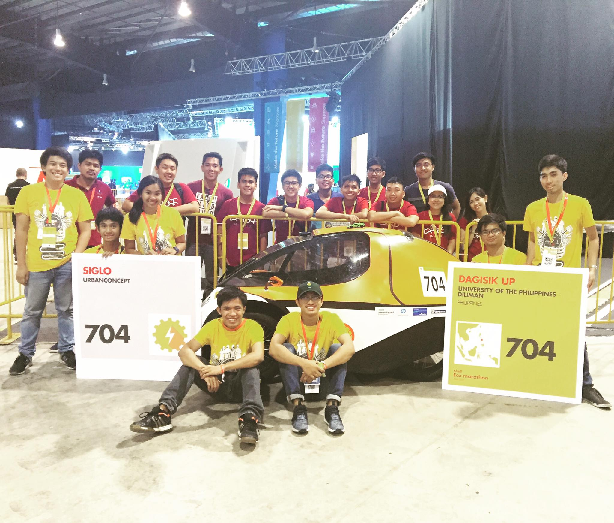up wins 2nd place in shell eco marathon in singapore electrical and electronics engineering. Black Bedroom Furniture Sets. Home Design Ideas