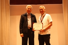 UP EEEI faculty wins 2nd Gawad Pangulo for Progressive Teaching and Learning
