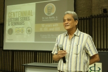 """""""Maintaining a certain number of faculty is critical to planning and curriculum development,"""" said Dr. Alarilla"""