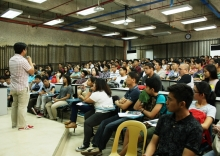 UP-EEEI welcomes a total of 201 UPCAT qualifiers, with their parents during the University-wide open house, March 14, 2015