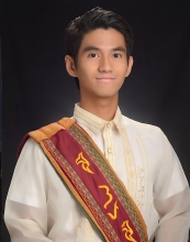 Williard Joshua D. Jose, BS ECE, summa cum laude 2017