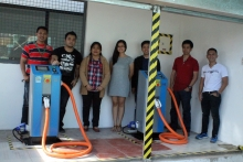 CharM Prototype 2 with the Technical Project Team & ISU Officials at Cauayan City, Isabela