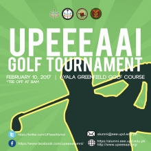 UPEEEAAI to hold Golf Tournament 2017