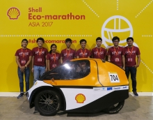 CONTRIBUTED PHOTO / Joseph Nair for Shell